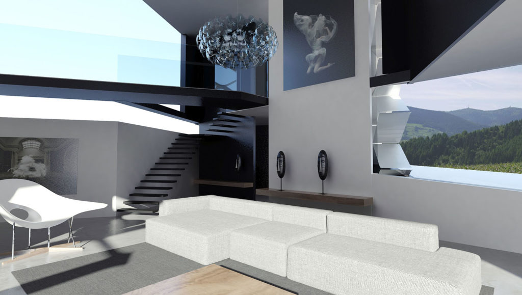 Maison d'architecte à Annecy