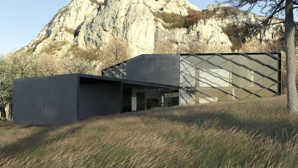 Architecte en haute savoie de maison contemporaine