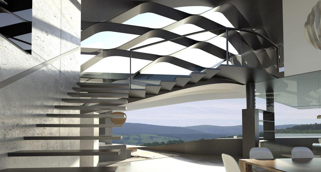 Architecte français de maisons hors du commun