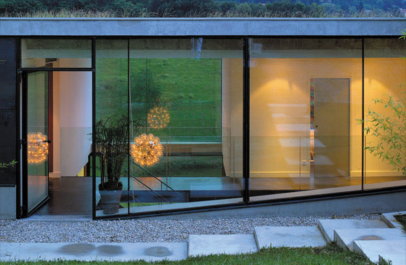 Architecte lyon maison biscuit - Architecte français de maison Pierre Minassian