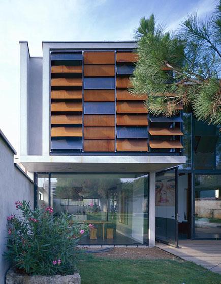 Architecte Lyon ouvrage contemporain centre ville - Architecte français de maison - Pierre Minassian