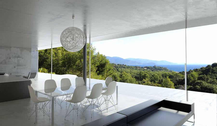 Création architecte maison contemporaine annecy