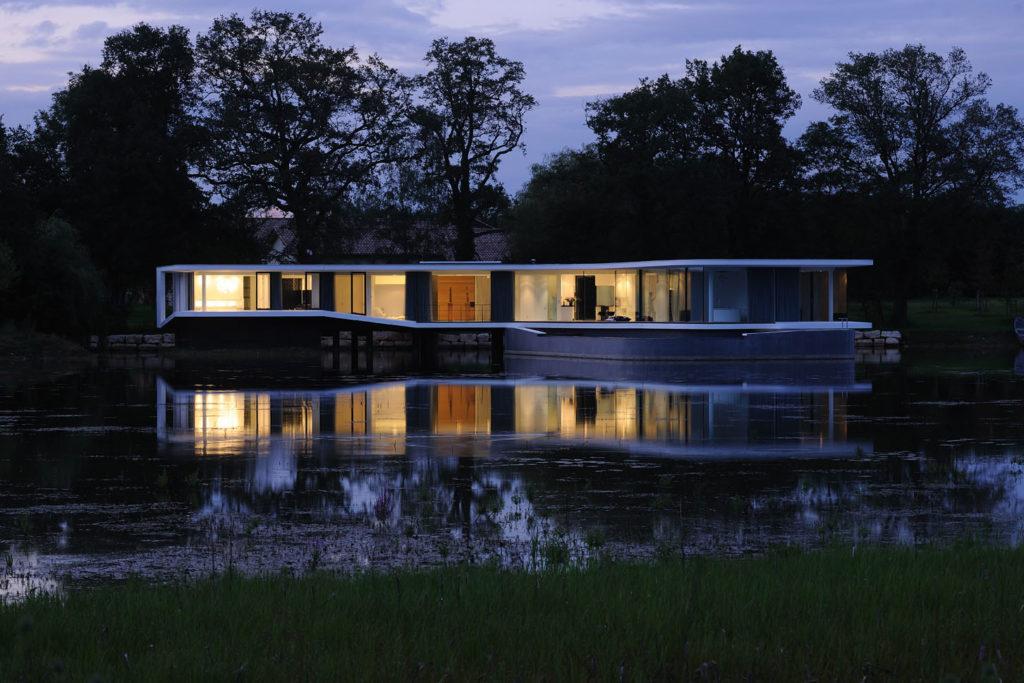 Création architecte maison contemporaine lyon