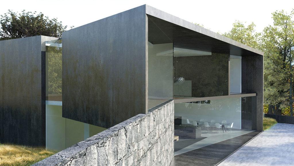 Maison architecte français de maison à Annecy - Pierre Minassian