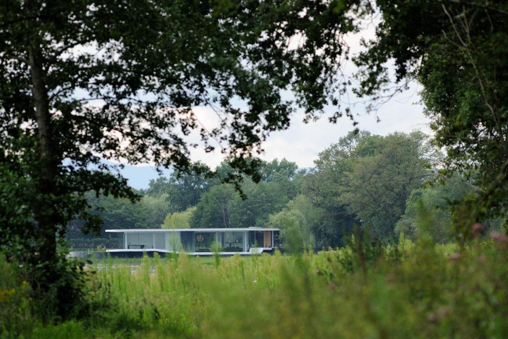 Maison moderne nature - Architecte français de maison - Pierre Minassian