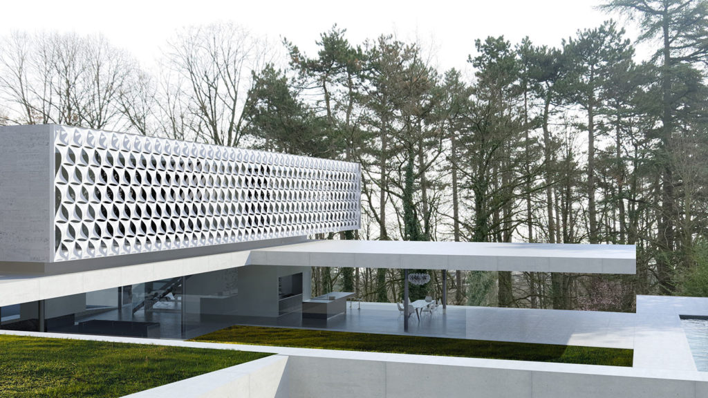 Architecte lyon une maison pas comme les autres - Pierre Minassian architecte français de maison