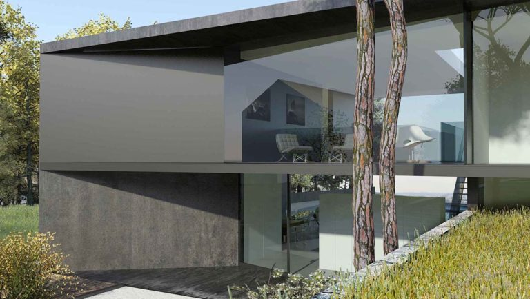 black monk house architecte pierre minassian