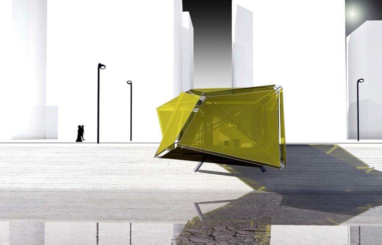 maison contemporaine experimentale sur les quais a lyon centre