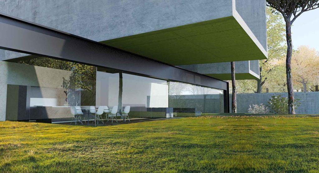 maison k maison architecte pierre minassian
