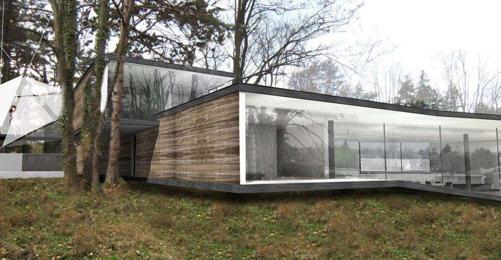 maisons contempraines en structure bois pierre minassian architecte a annecy